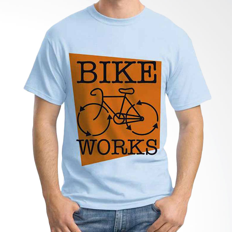 Ordinal Bike To Work 01 T-shirt