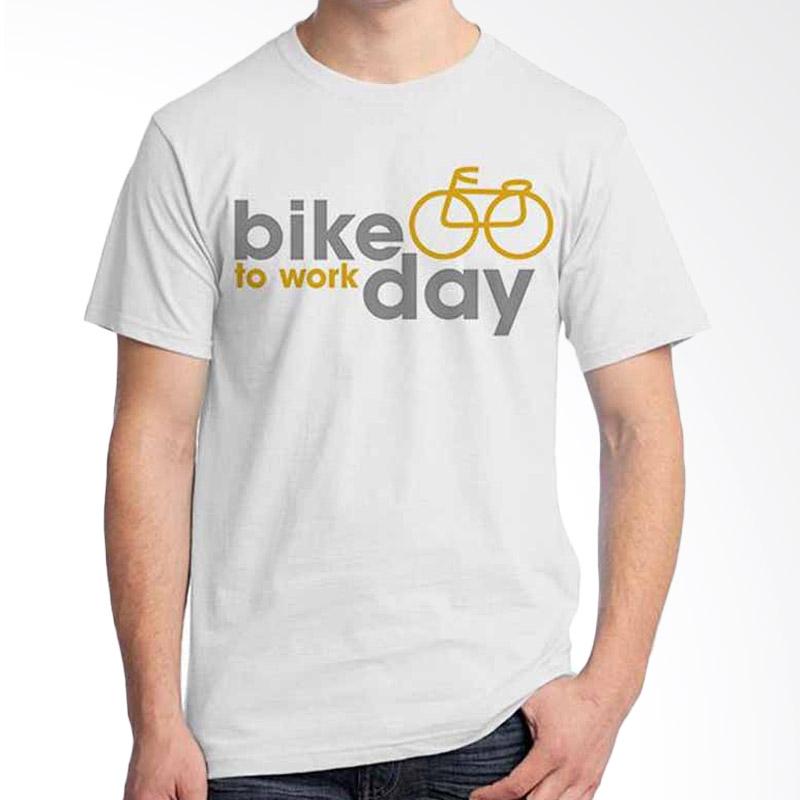 Ordinal Bike To Work 07 T-shirt