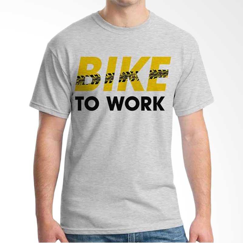 Ordinal Bike To Work 10 T-shirt
