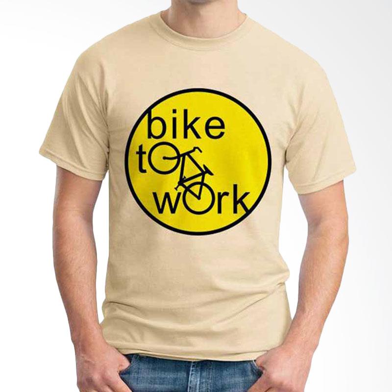Ordinal Bike To Work 11 T-shirt