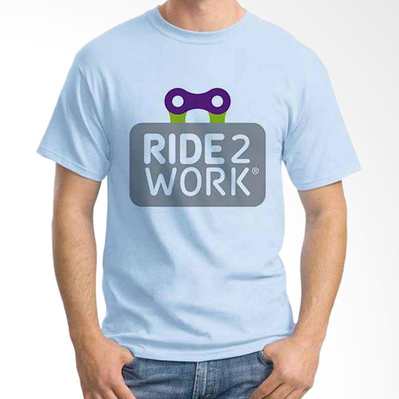 Ordinal Bike To Work 13 T-shirt