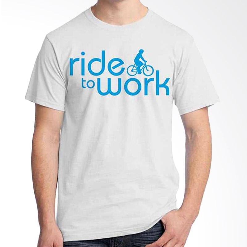 Ordinal Bike To Work 14 T-shirt