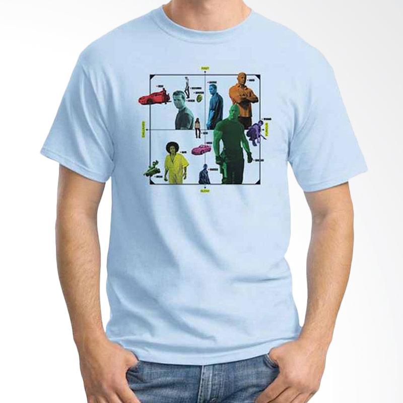 Ordinal Forious 7 02 T-shirt Extra diskon 7% setiap hari Extra diskon 5% setiap hari Citibank – lebih hemat 10%