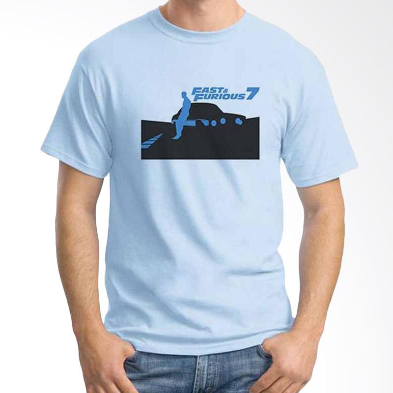 Ordinal Forious 7 03 T-shirt Extra diskon 7% setiap hari Extra diskon 5% setiap hari Citibank – lebih hemat 10%