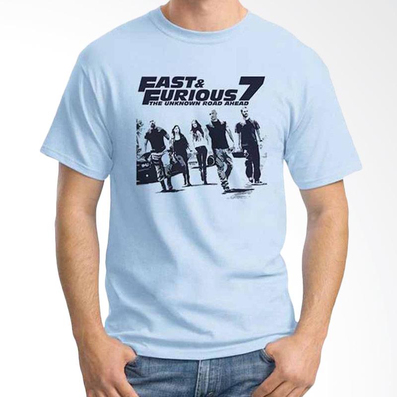 Ordinal Forious 7 07 T-shirt Extra diskon 7% setiap hari Extra diskon 5% setiap hari Citibank – lebih hemat 10%