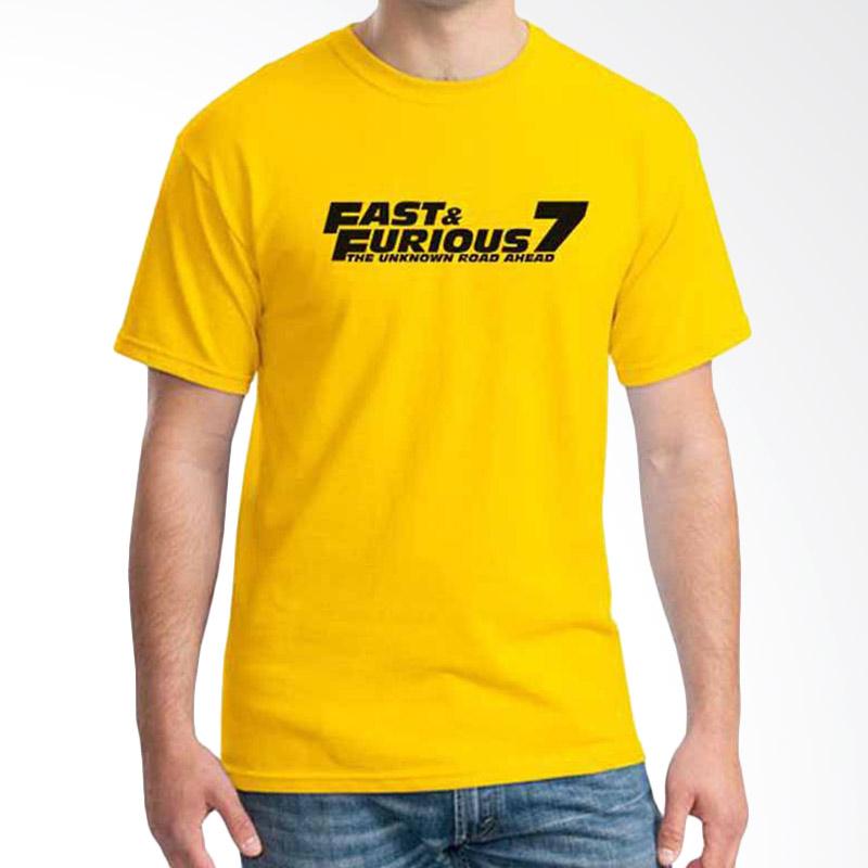 Ordinal Forious 7 Logo 02 T-shirt Extra diskon 7% setiap hari Extra diskon 5% setiap hari Citibank – lebih hemat 10%