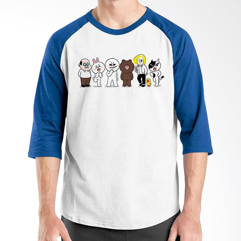 Ordinal Funny Emoticon Edition All 01 Raglan