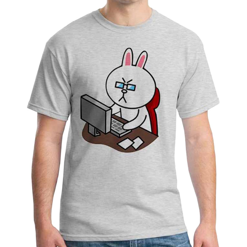 Ordinal Funny Emoticon Edition Cony 02 T-shirt