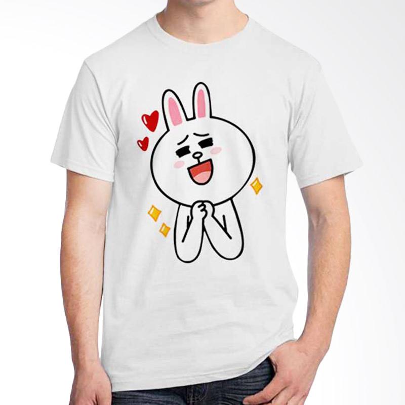 Ordinal Funny Emoticon Edition Cony 03 T-shirt Extra diskon 7% setiap hari Citibank – lebih hemat 10% Extra diskon 5% setiap hari
