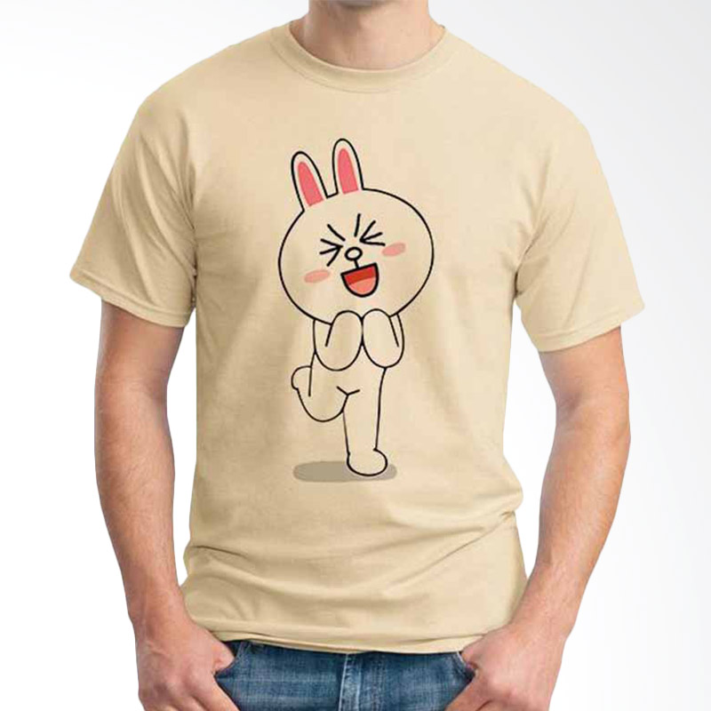 Ordinal Funny Emoticon Edition Cony 08 T-shirt
