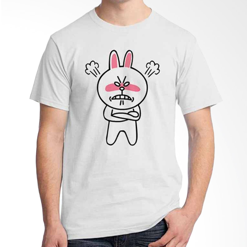 Ordinal Funny Emoticon Edition Cony 10 T-shirt