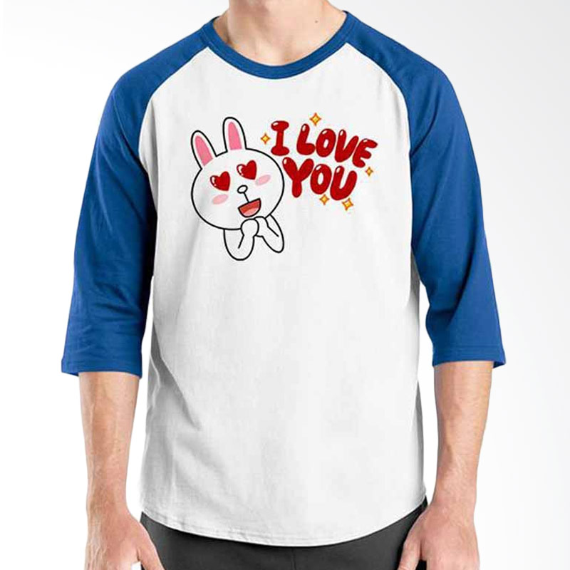 Ordinal Funny Emoticon Edition Cony 13 Raglan