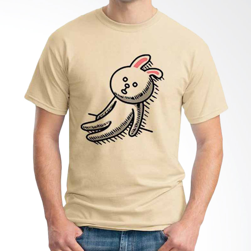 Ordinal Funny Emoticon Edition Cony 16 Beige T-shirt
