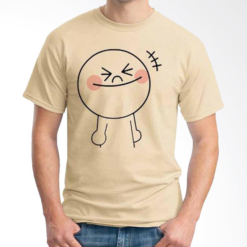 Ordinal Funny Emoticon Edition Moon 07 T-shirt