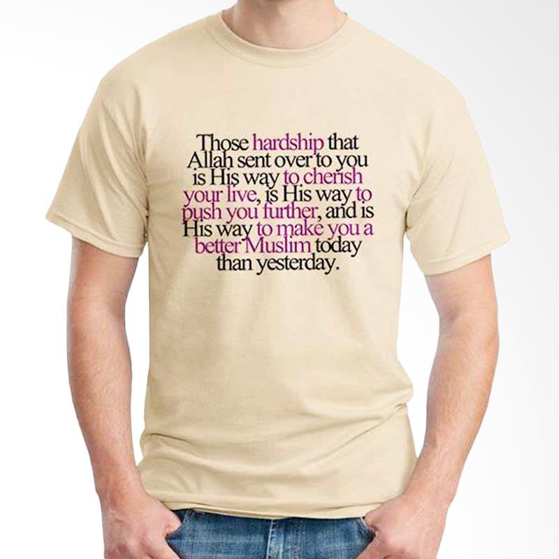 Ordinal Islamic Quotes Edition Better Muslim T-shirt
