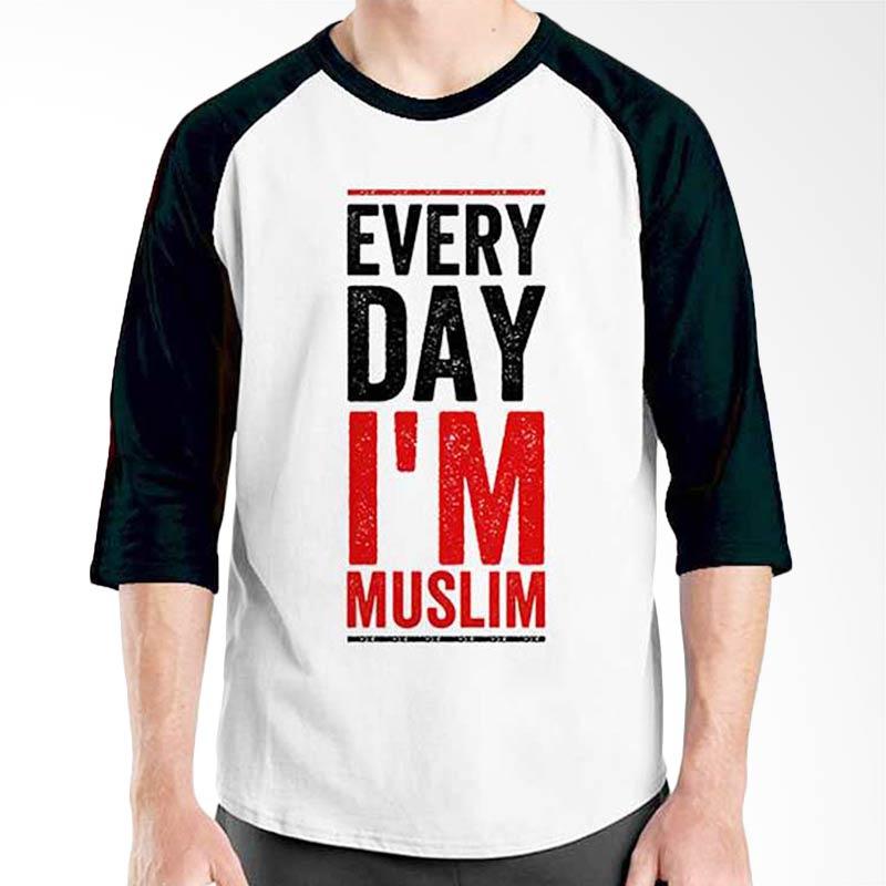 Ordinal Islamic Quotes Edition Everyday Im Muslim Raglan