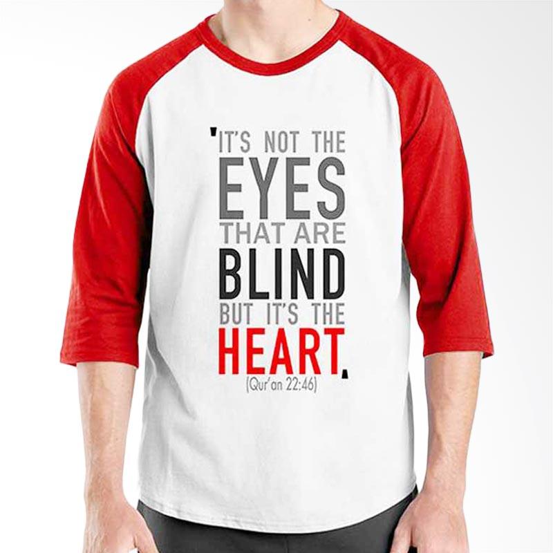 Ordinal Islamic Quotes Edition Its Not Eyes Raglan