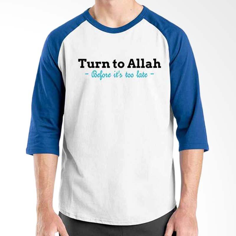 Ordinal Islamic Quotes Edition Turn To Allah Raglan