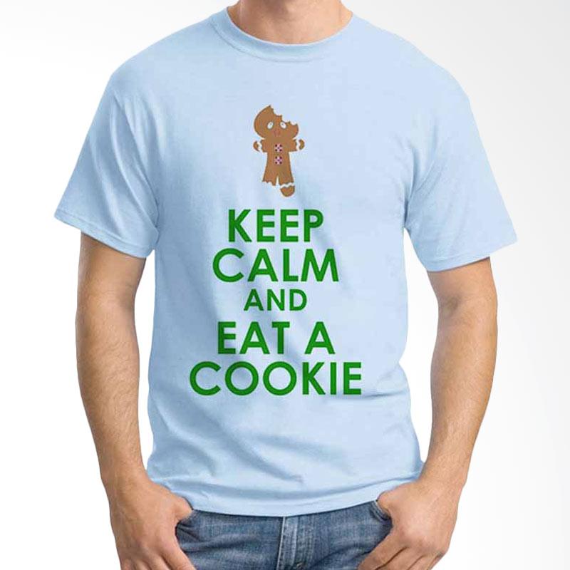 Ordinal Keep Calm And Eat a Cookie T-shirt