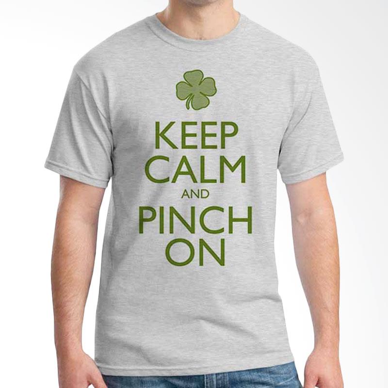 Ordinal Keep Calm And Pinch On T-shirt