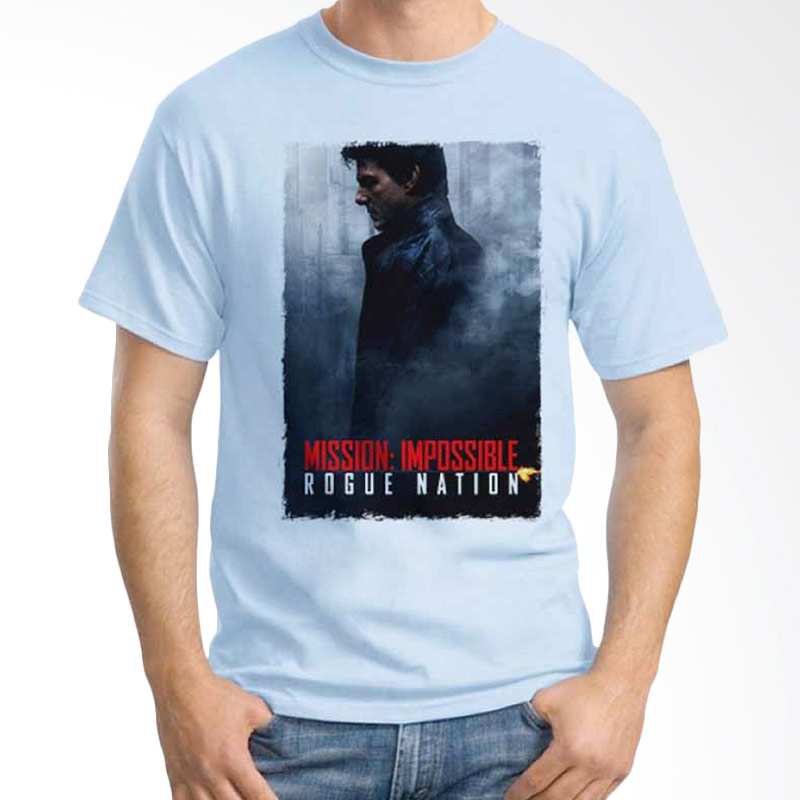 Ordinal Mission Impossible 03 T-shirt