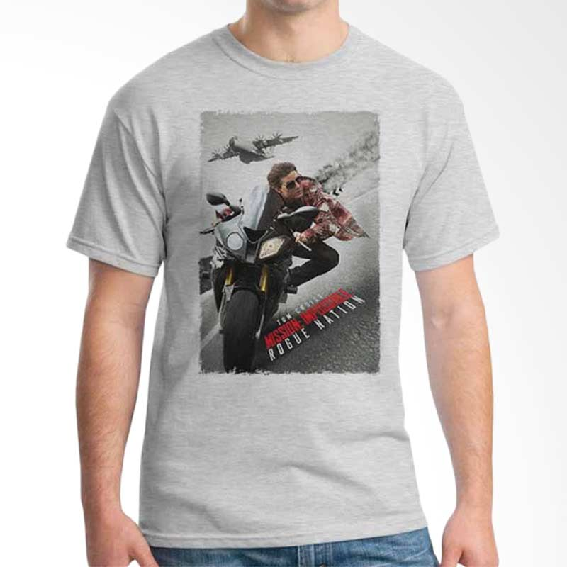 Ordinal Mission Impossible 05 T-shirt