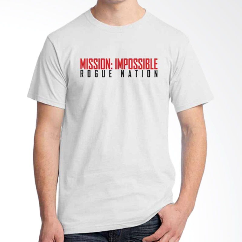 Ordinal Mission Impossible Logo T-shirt