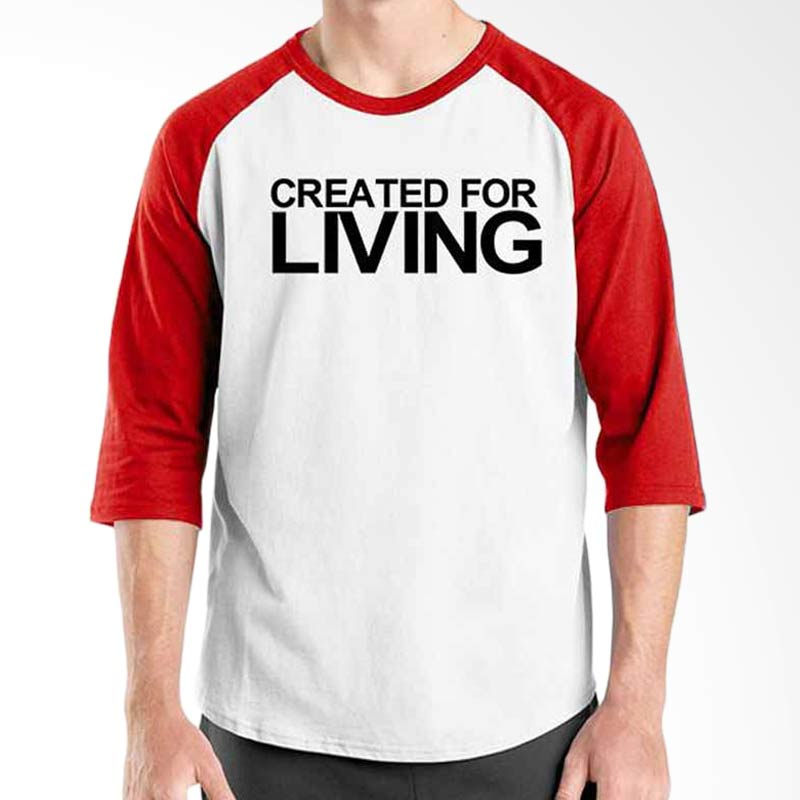 Ordinal Motivation Quotes Edition Created For Living Red White Raglan