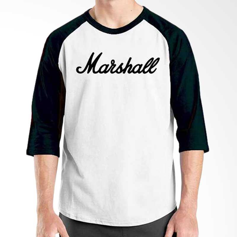 Ordinal Music Gear Edition Marshall Red White Raglan