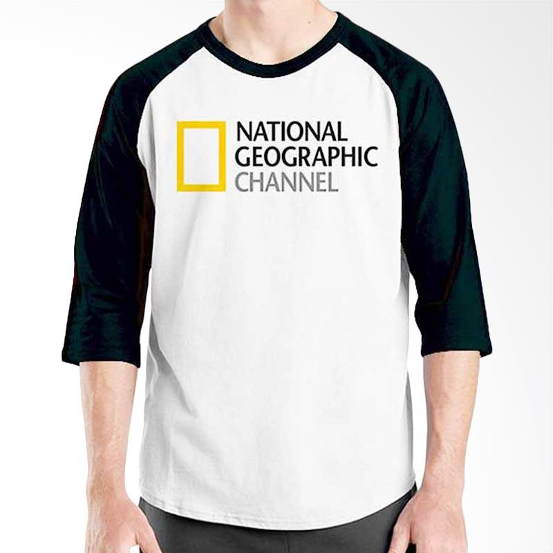 Ordinal Natgeo Channel Raglan