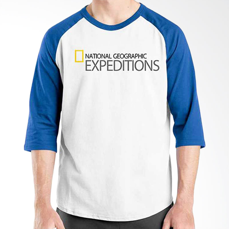Ordinal Natgeo Expedition Raglan