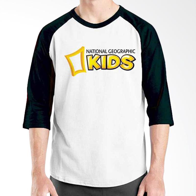 Ordinal Natgeo Kids Raglan