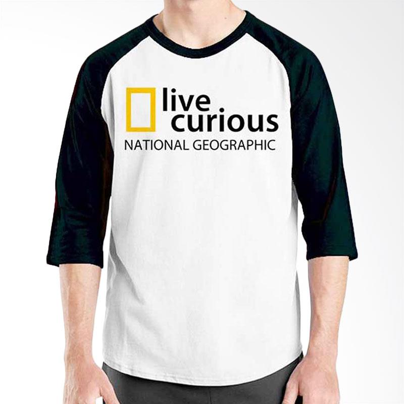 Ordinal Natgeo Live Curious Raglan Extra diskon 7% setiap hari Citibank – lebih hemat 10% Extra diskon 5% setiap hari