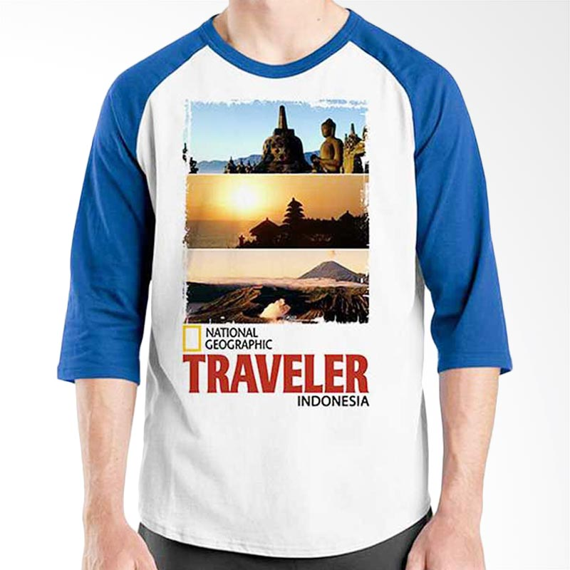 Ordinal Natgeo Traveler Indonesia Raglan