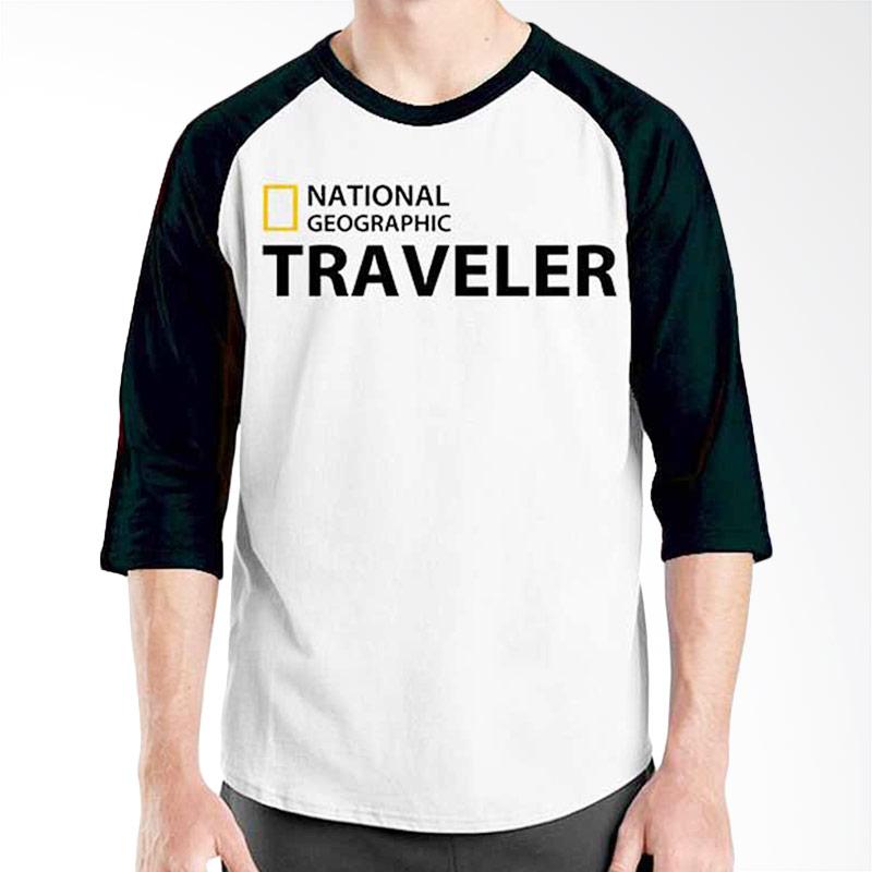 Ordinal Natgeo Traveler Raglan