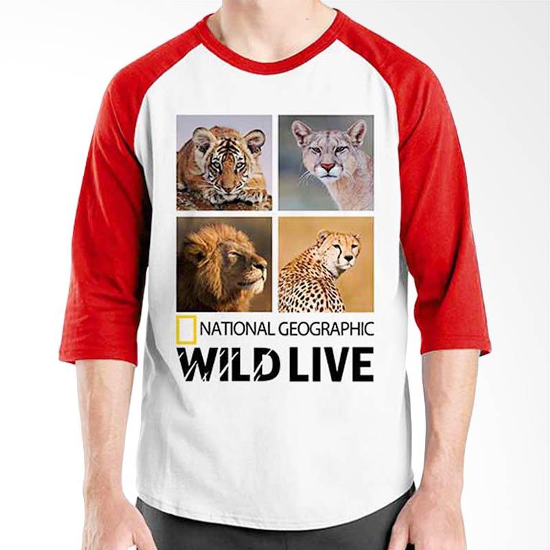 Ordinal Natgeo Wild Live Raglan