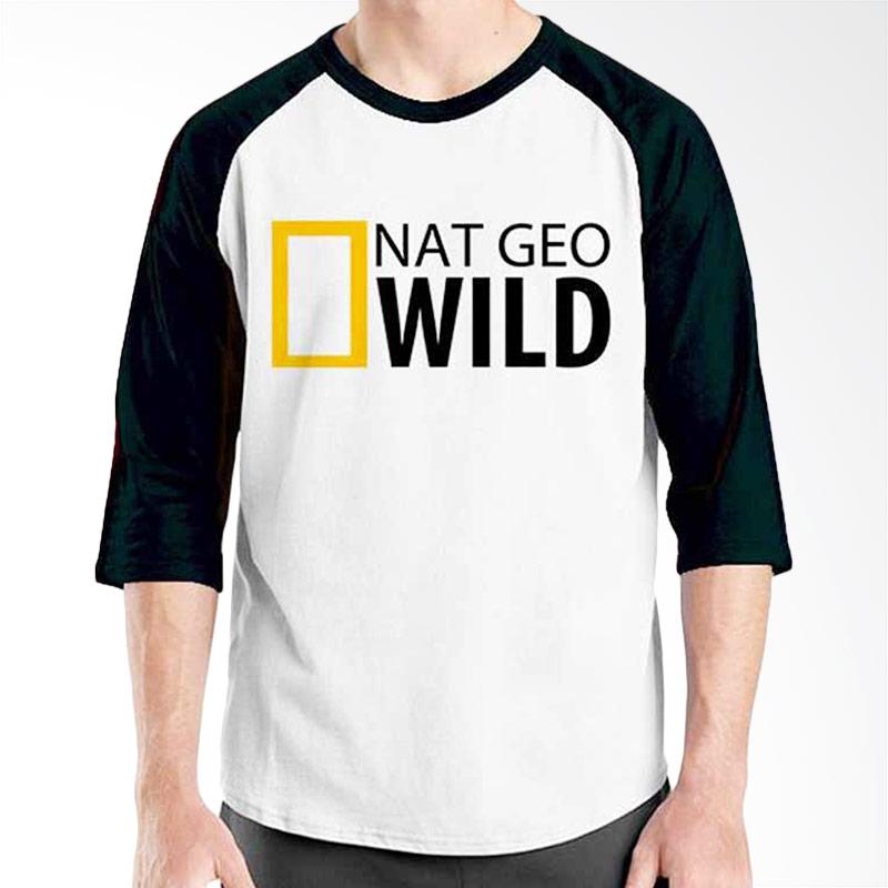 Ordinal Natgeo Wild Raglan