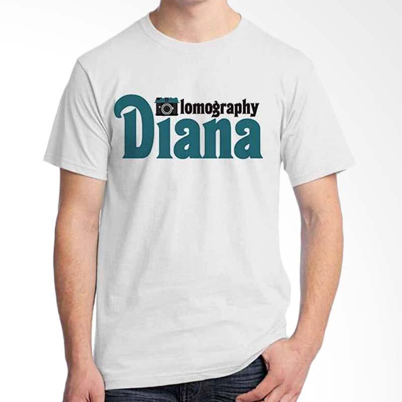 Ordinal Photography Art Diana White T-shirt