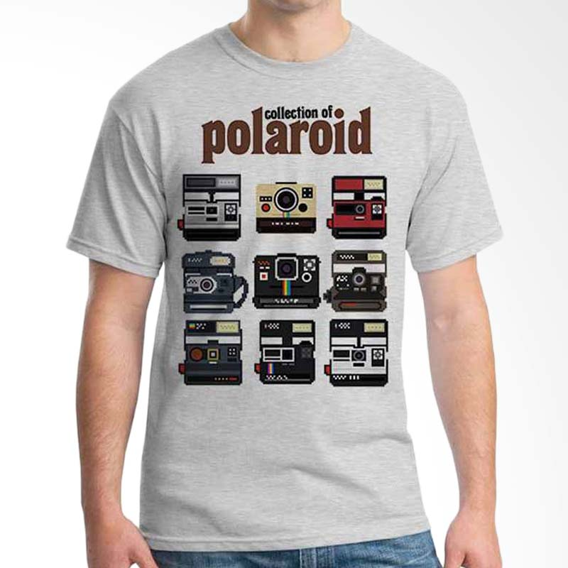 Ordinal Photography Art Polaroid 02 T-shirt