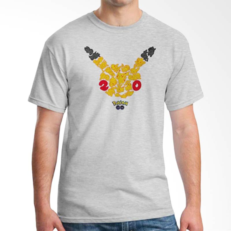 Ordinal Pokemon GO 04 T-shirt
