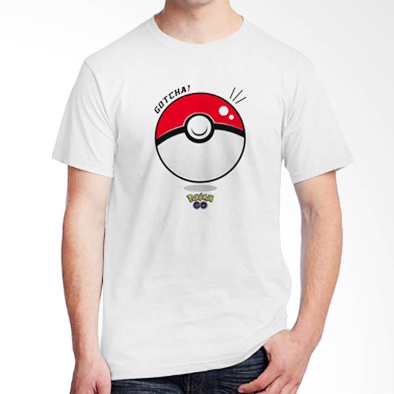 Ordinal Pokemon GO 06 T-shirt