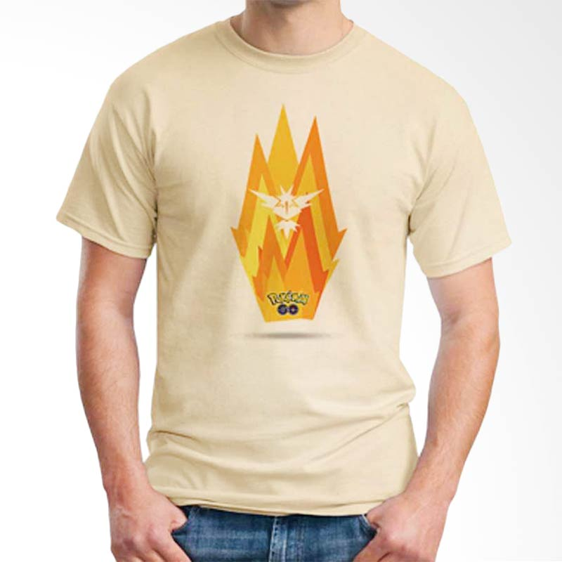Ordinal Pokemon GO 07 T-shirt