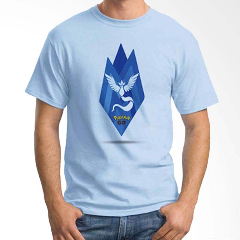 Ordinal Pokemon GO 08 T-shirt