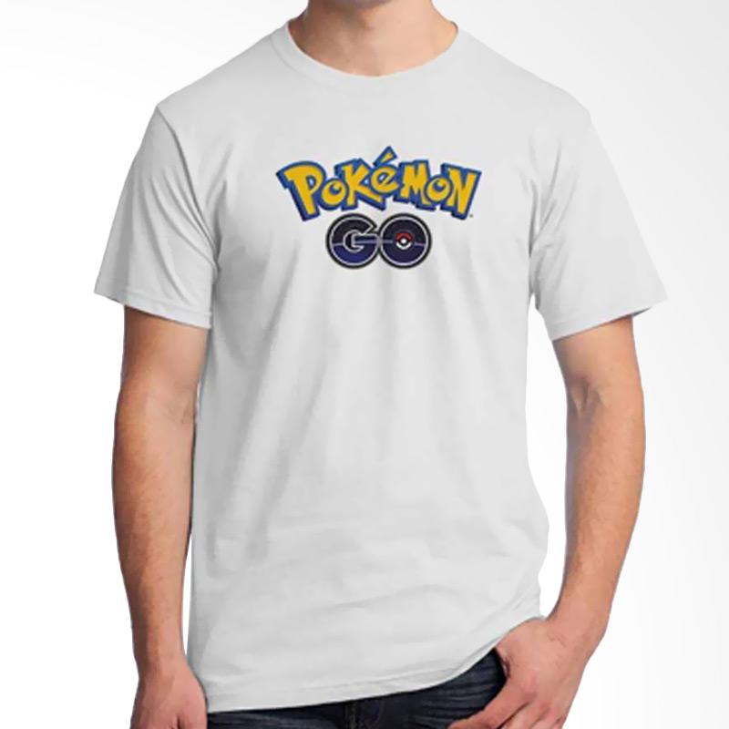 Ordinal Pokemon GO Logo T-Shirt