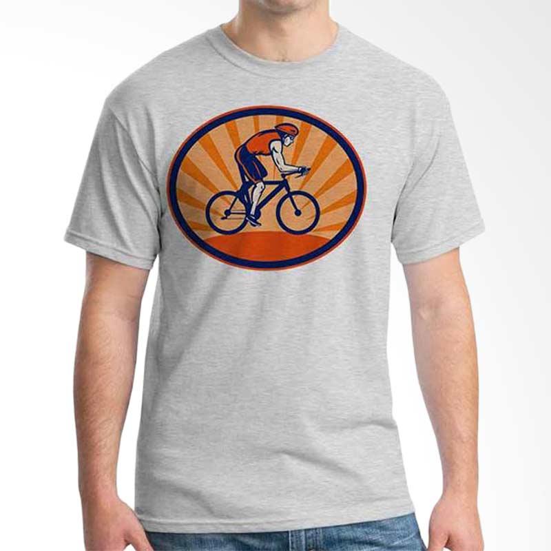 Ordinal Quotes Edition Bike 01 Kaos Pria
