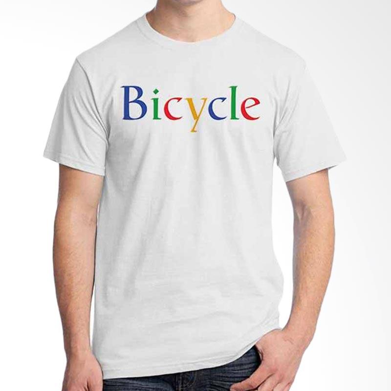 Ordinal Quotes Edition Bike 02 Kaos Pria