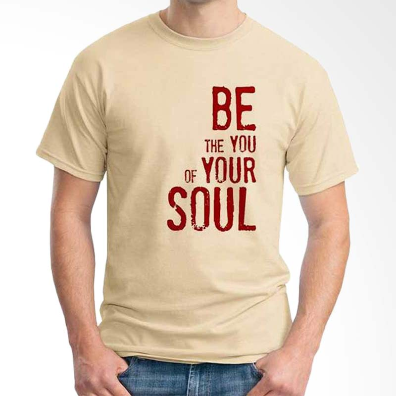 Ordinal Quotes Edition Soul Beige T-shirt