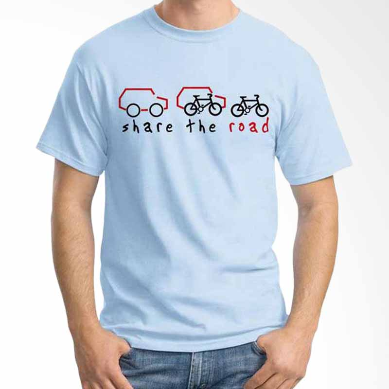 Ordinal Share The Road T-shirt