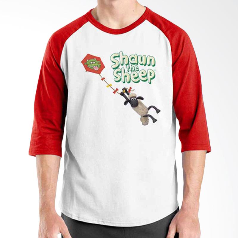 Ordinal Shoun The Sheep 07 Raglan Extra diskon 7% setiap hari Citibank – lebih hemat 10% Extra diskon 5% setiap hari