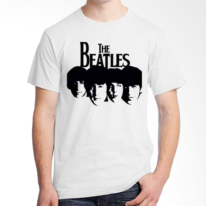 Ordinal The Beatles Face 02 T-shirt